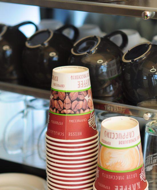 Kaffee, Cappuccino und mehr